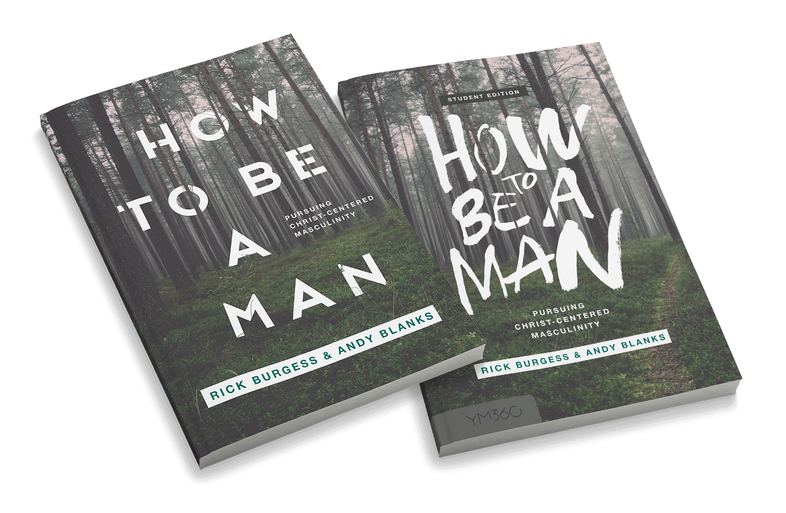 How to Be a Man: Pursuing Christ-Centered Masculinity Small Group Bundle