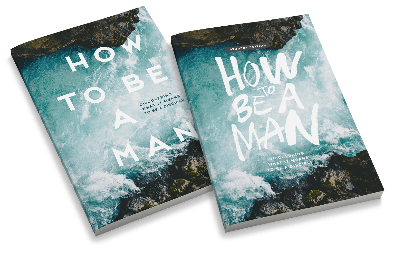 How to Be a Man: Discovering What It Means to Be a Disciple Small Group Bundle