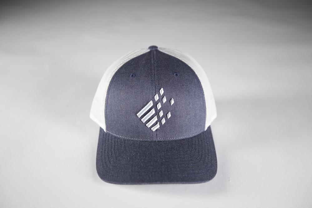 Hat - Heather Navy