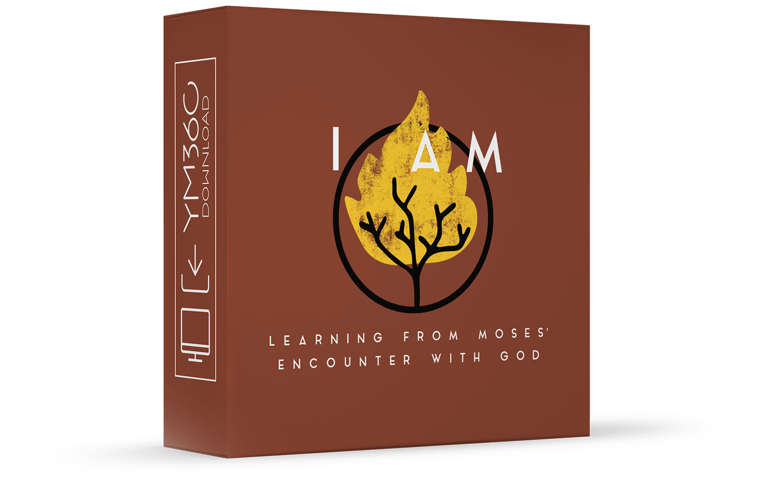 I Am: Learning From Moses' Encounter With God
