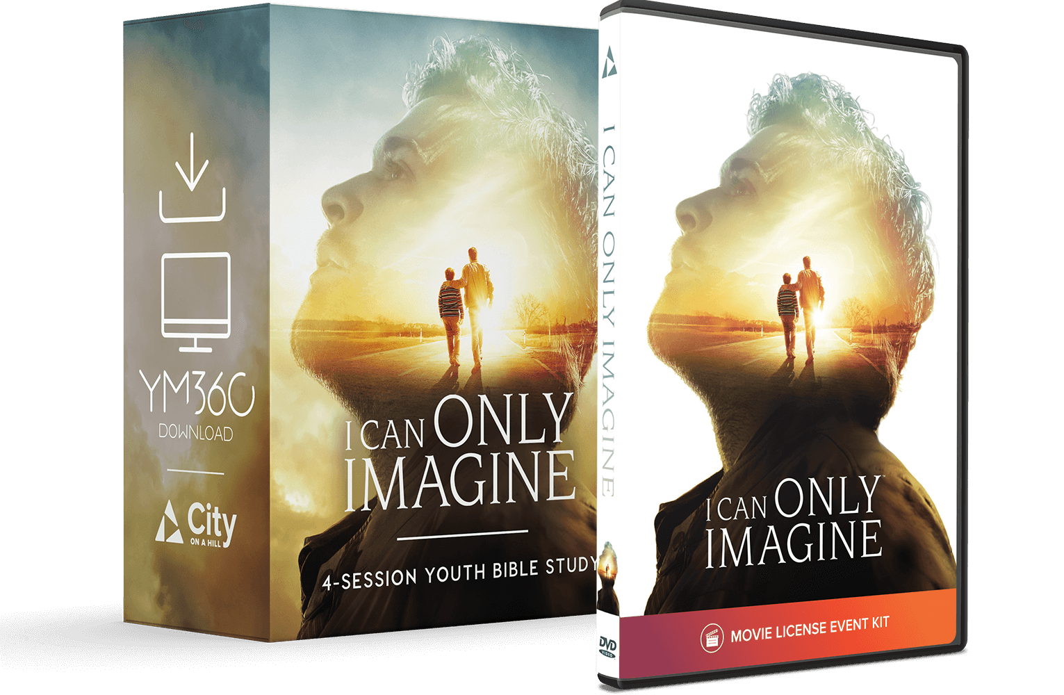 I Can Only Imagine Movie License And Bible Study Bundle Ym360