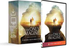 I Can Only Imagine Movie License and Bible Study Bundle