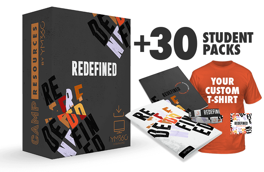 [Summer Camp Edition] Redefined Pre-Order