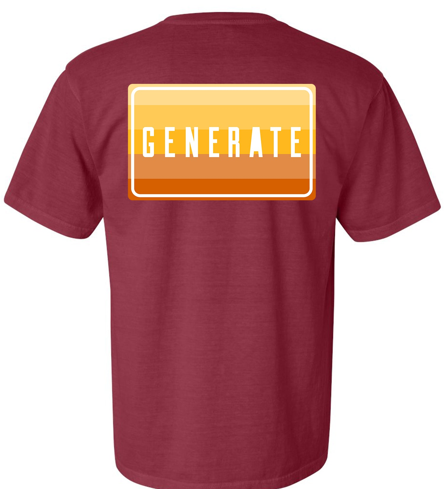 GENERATE Sunset Tee