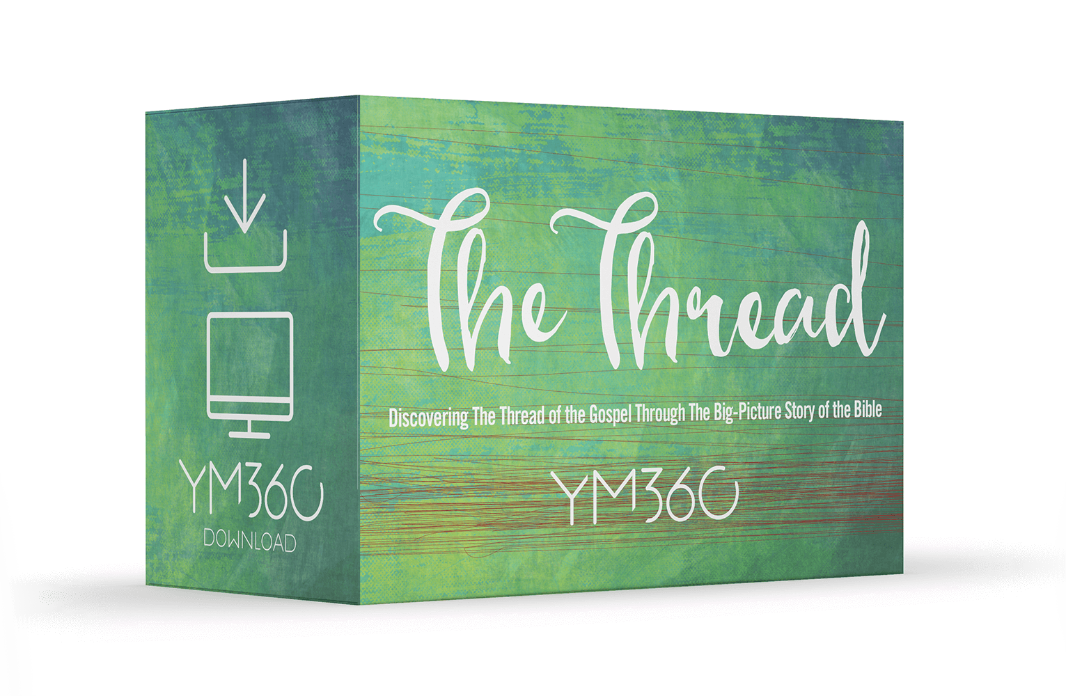 The Thread: Discovering the Thread of the Gospel Through the Big-Picture Story of the Bible