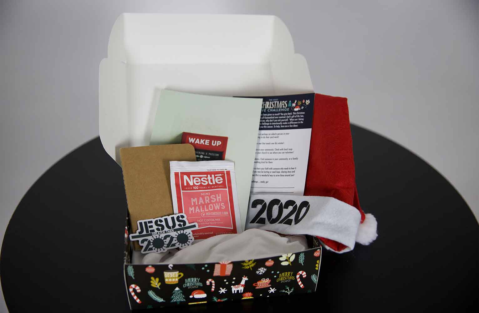 Wake Up Devotional Christmas Gift Box