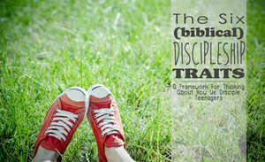 A Discipleship Framework For Your Youth Ministry