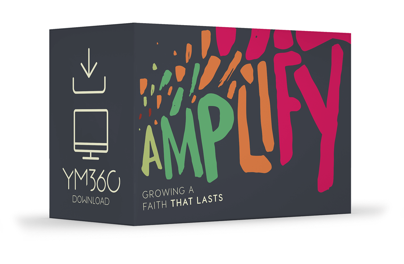 Amplify: Growing a Faith That Lasts