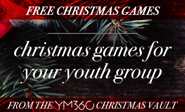 Free Youth Group Games || Christmas Trivia