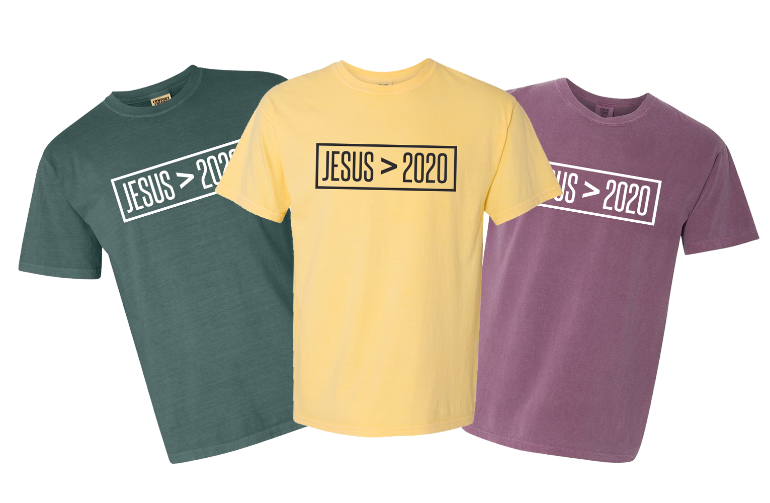 Jesus Is Greater Than 2020 T-Shirt