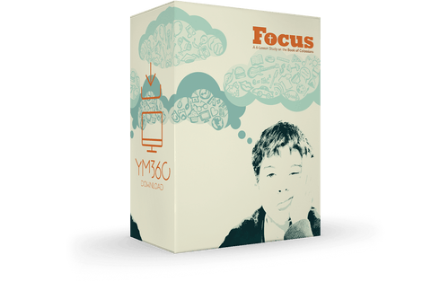 Focus: A 6-lesson Study On The Book Of Colossians