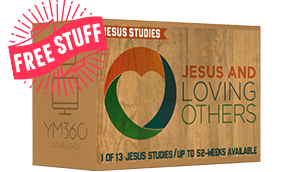 Jesus and Loving Others Free Lesson