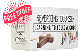 Free Bible Study Lesson | Reversing Course: Learning To Follow God