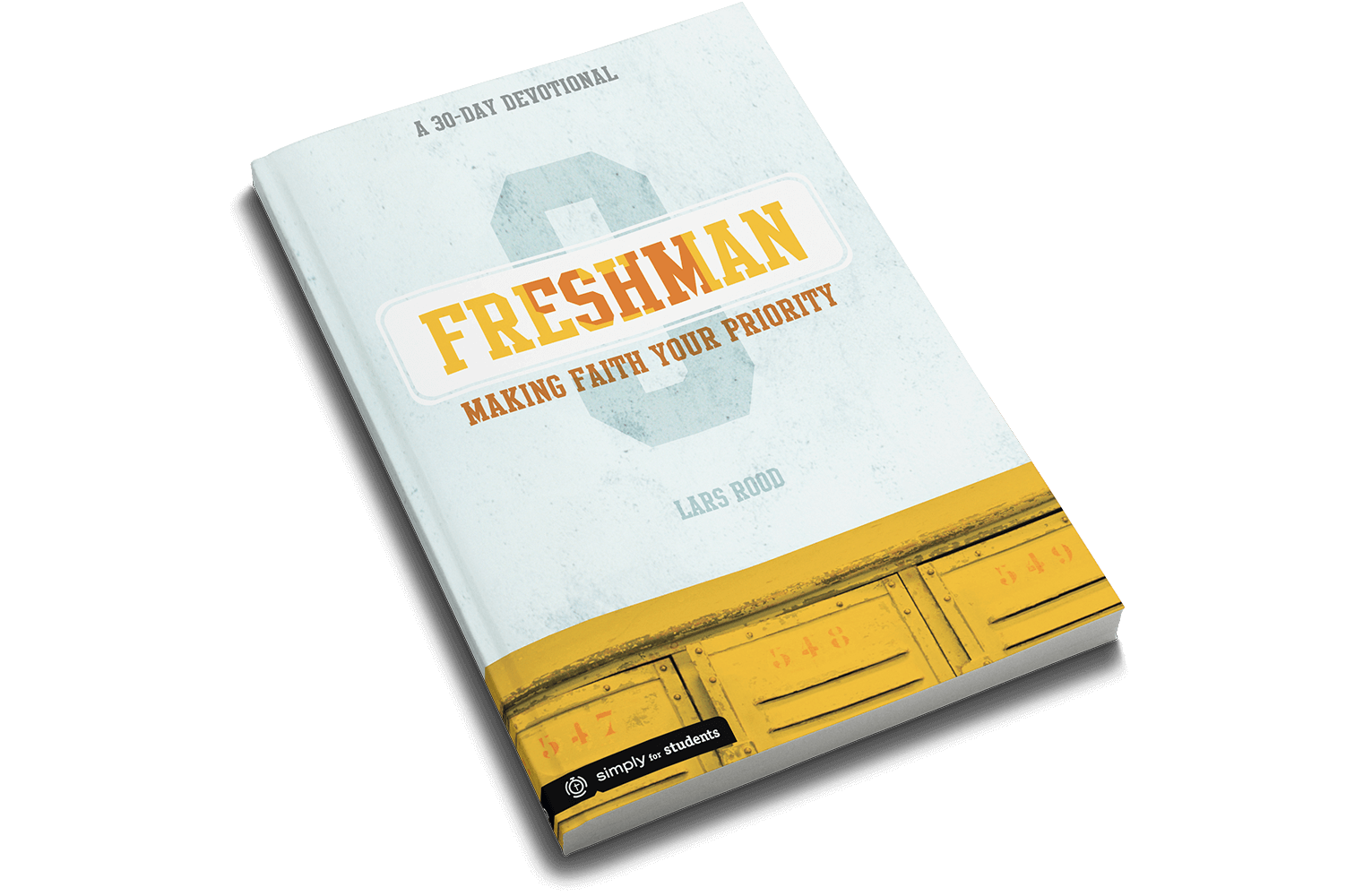 Freshman: A 30-day Devotional