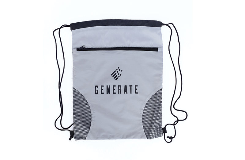 GENERATE Backpack - GRAY