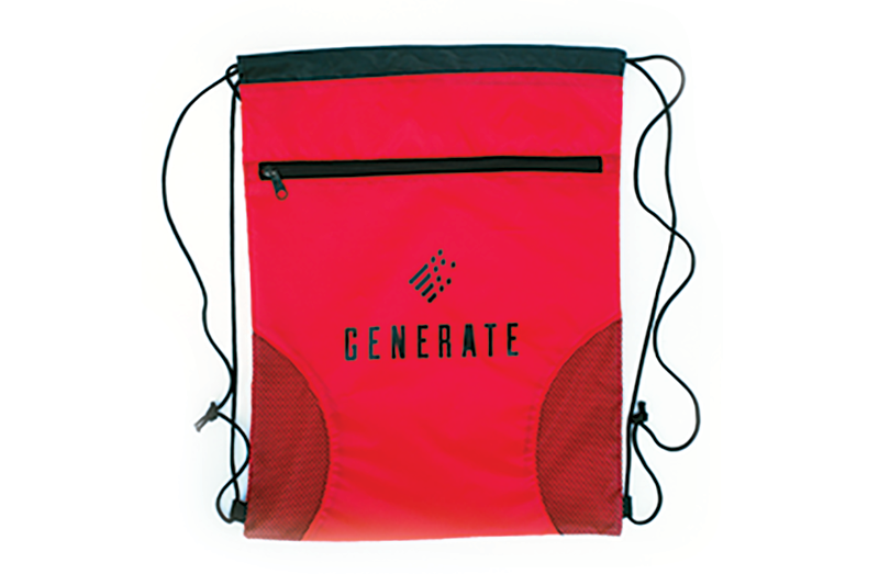 GENERATE Backpack - RED