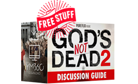 Free Devotions || God's Not Dead 2