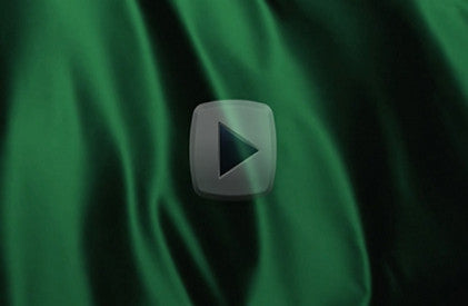 Motion Loop: Green Fabric
