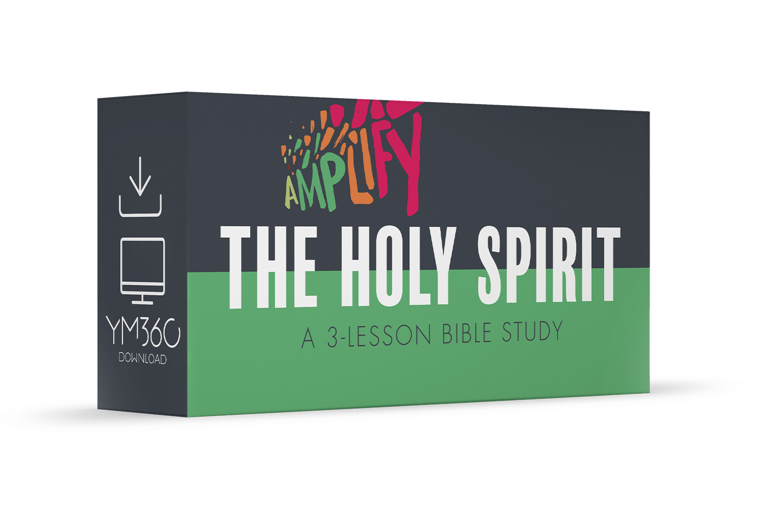 The Holy Spirit: A 3-Lesson Bible Study