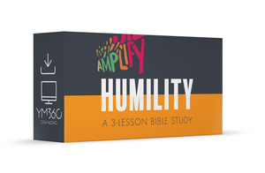 Humility: A 3-Lesson Bible Study