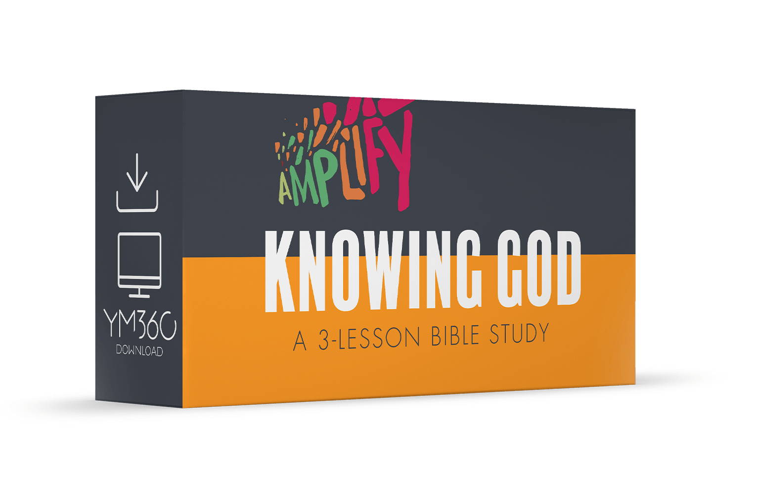Knowing God: A 3-Lesson Bible Study