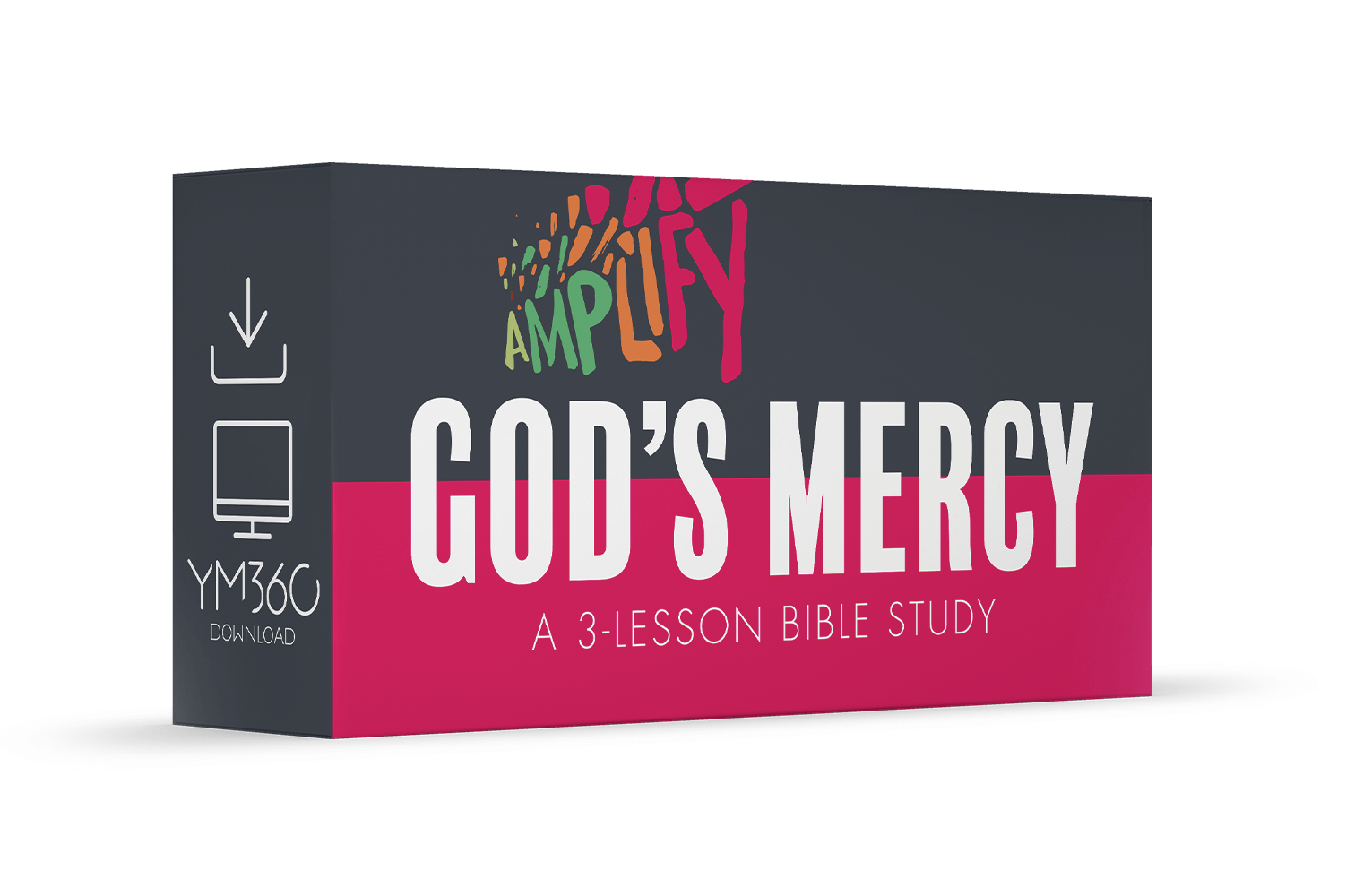 God's Mercy: A 3-Lesson Bible Study