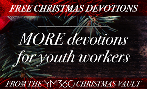 THREADS: Christmas Devotions For Youth Workers