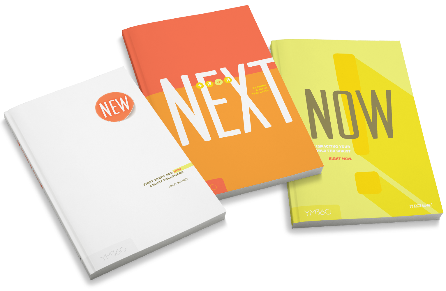 New, Next, Now: A Discipleship Devotional Bundle