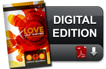 OnTrack Devotions - Single Month Digital License