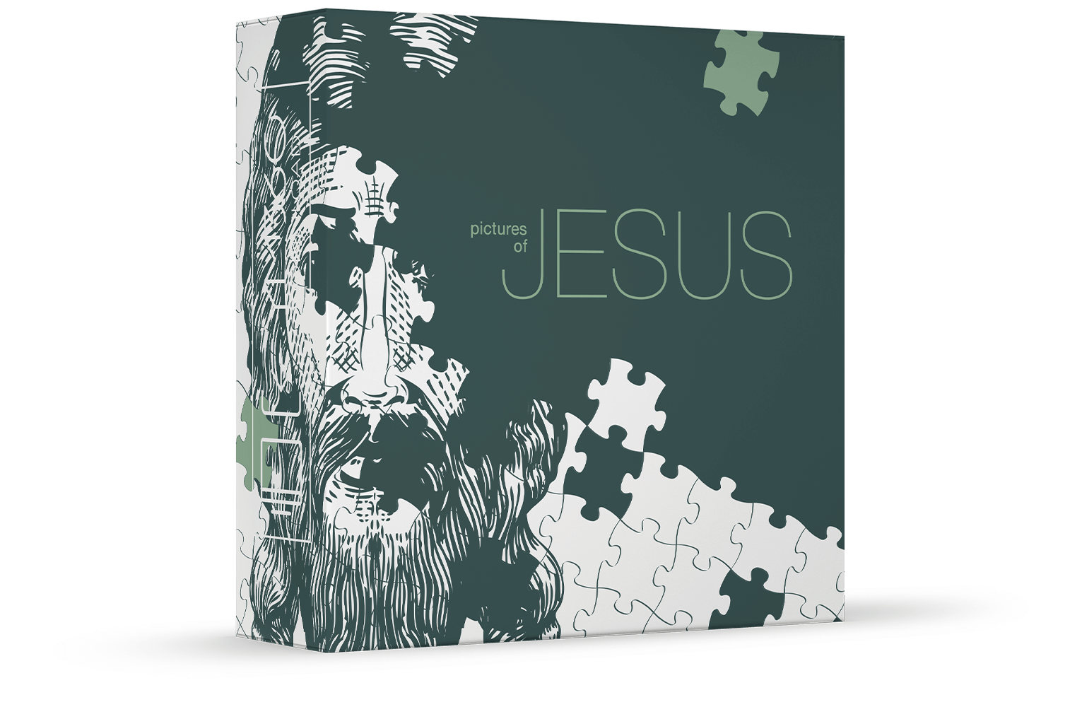 Pictures of Jesus: A Four-Week Sermon Series in Luke