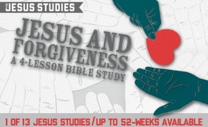 Jesus and Forgiveness Free Lesson Sample