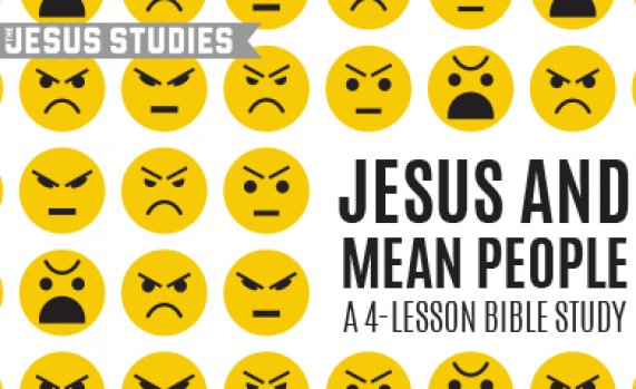 Jesus and Mean People Free Lesson