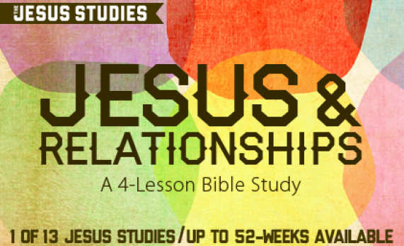 Jesus and Relationships Free Lesson