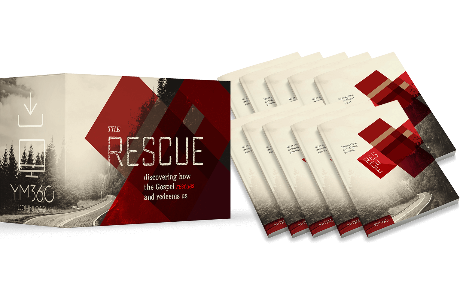 The Rescue Curriculum Devo Bundle