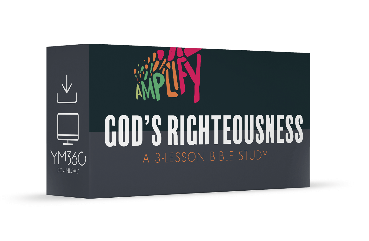 God's Righteousness: A 3-Lesson Bible Study