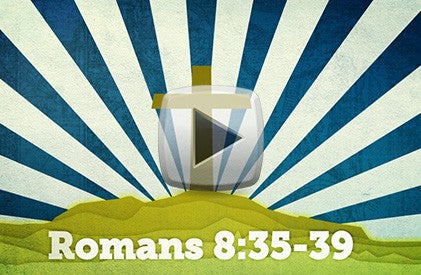 (HD) Video Illustration: Scripture Visuals - Romans 8