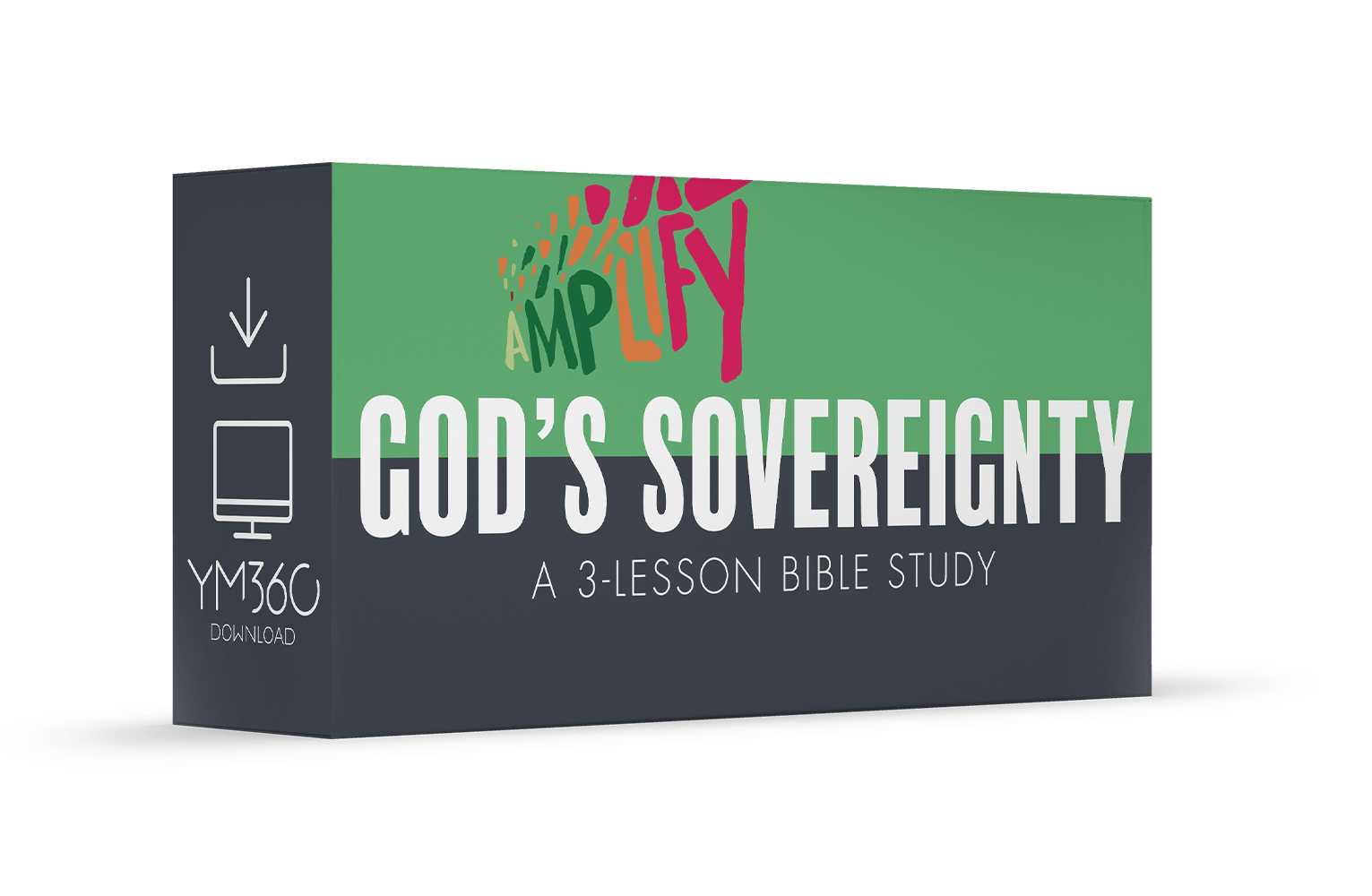 God's Sovereignty: A 3-Lesson Bible Study