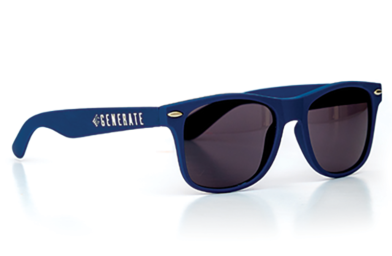 GENERATE Sunglasses - BLUE