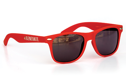GENERATE Sunglasses - RED