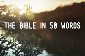 (HD) Video Illustration: The Bible In 50 Words