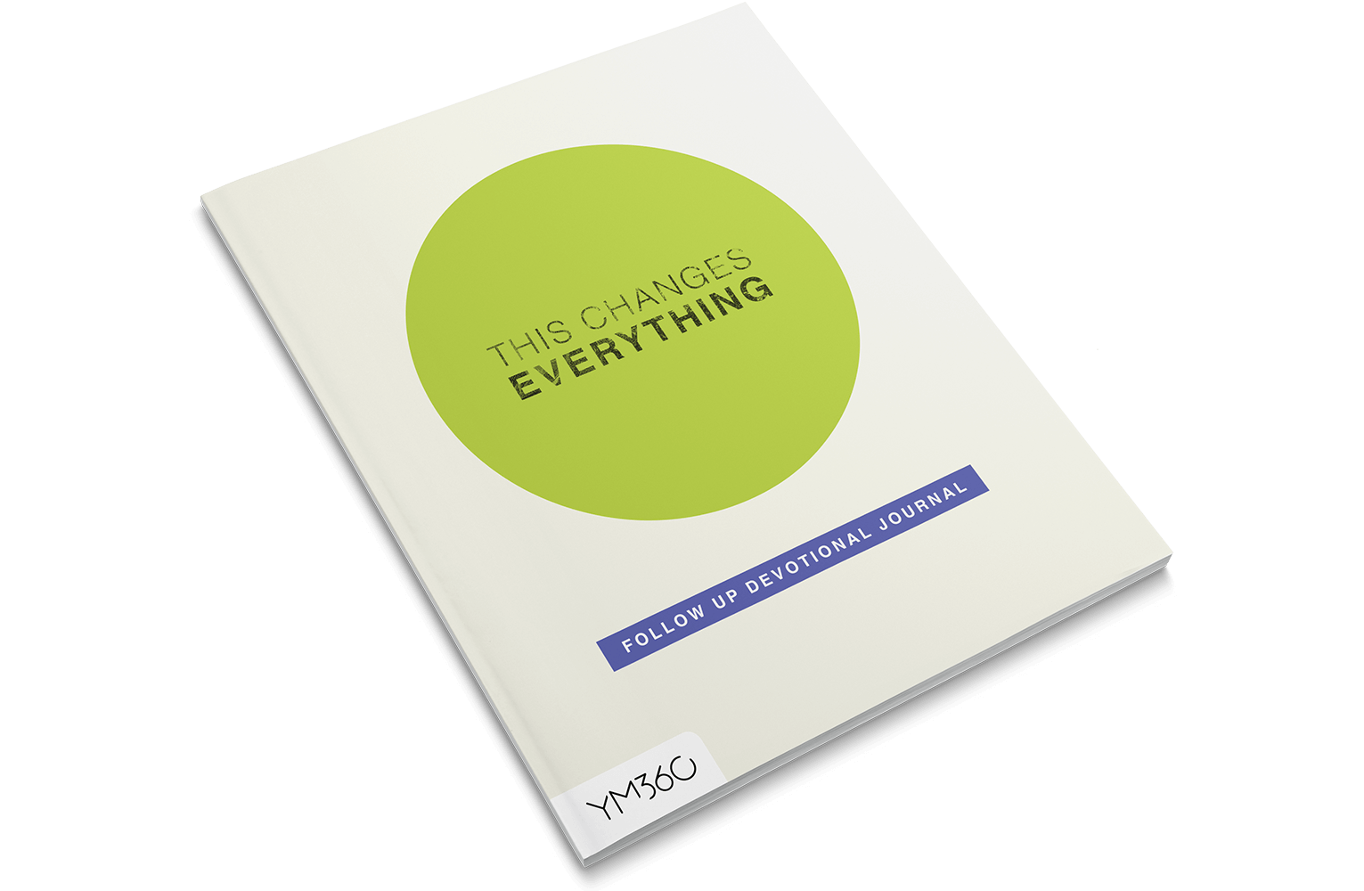 This Changes Everything Follow-Up Journal