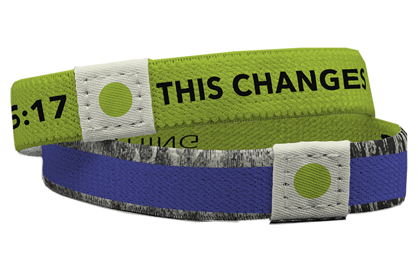 Woven Bracelet: This Changes Everything