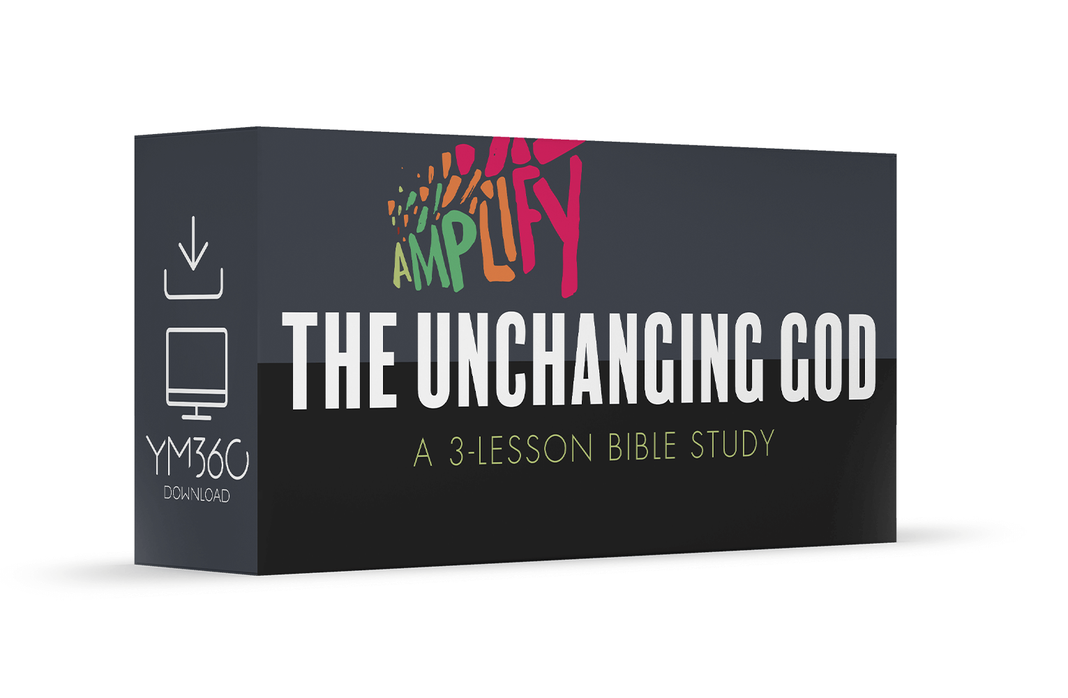 The Unchanging God: A 3-Lesson Bible Study