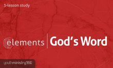 elements | God's Word