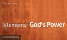 elements | God's Power
