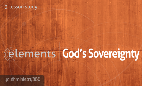 elements | God's Sovereignty
