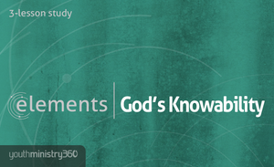 elements | God's Knowability