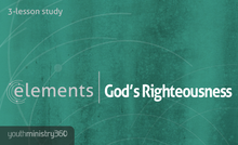 elements | God's Righteousness