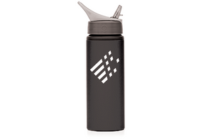 GENERATE Water Bottle - BLACK