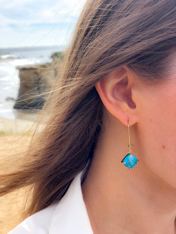 Rocksbox drop earrings